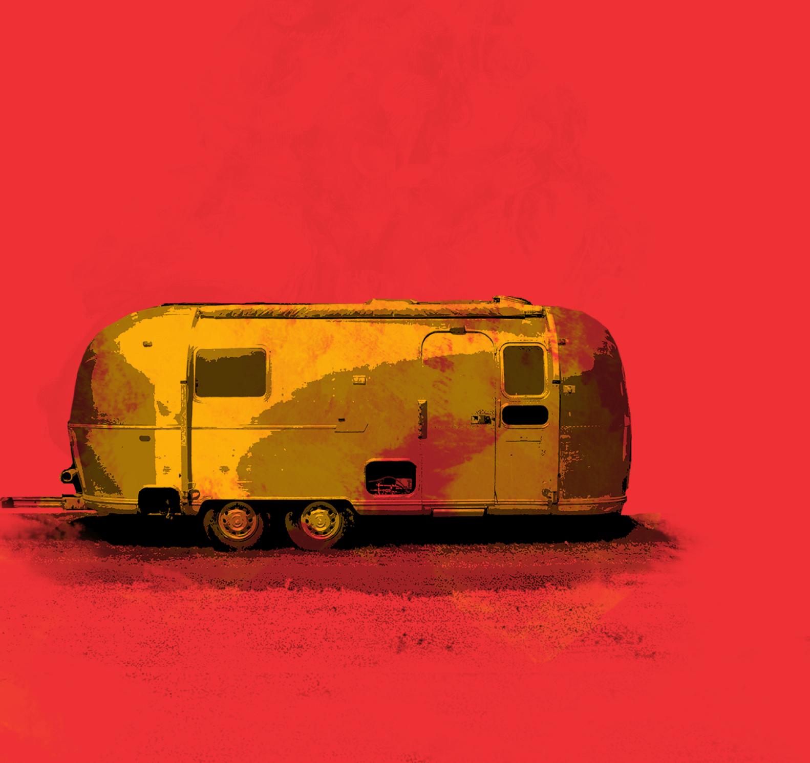 Caravan Background